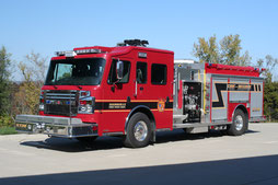 6714 - 2013 Rosenbauer Commander Rescue Pumper