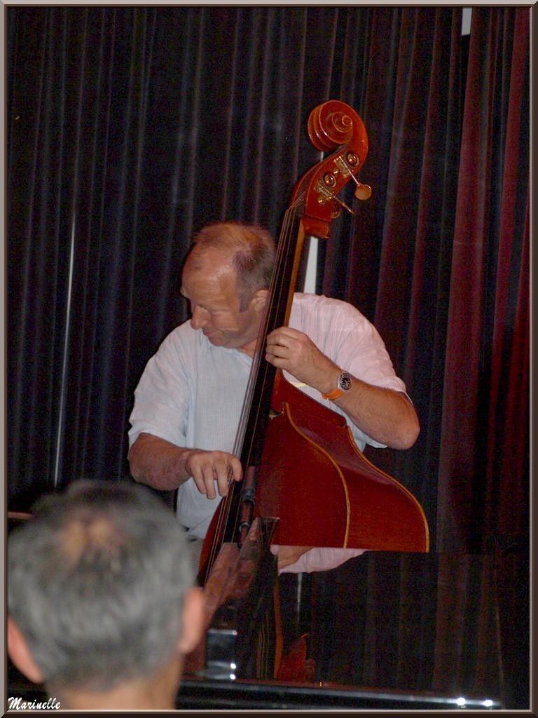 Didier Vaudron, concert Caroline Grossot au Baryton à Lanton le 7 juin 2014