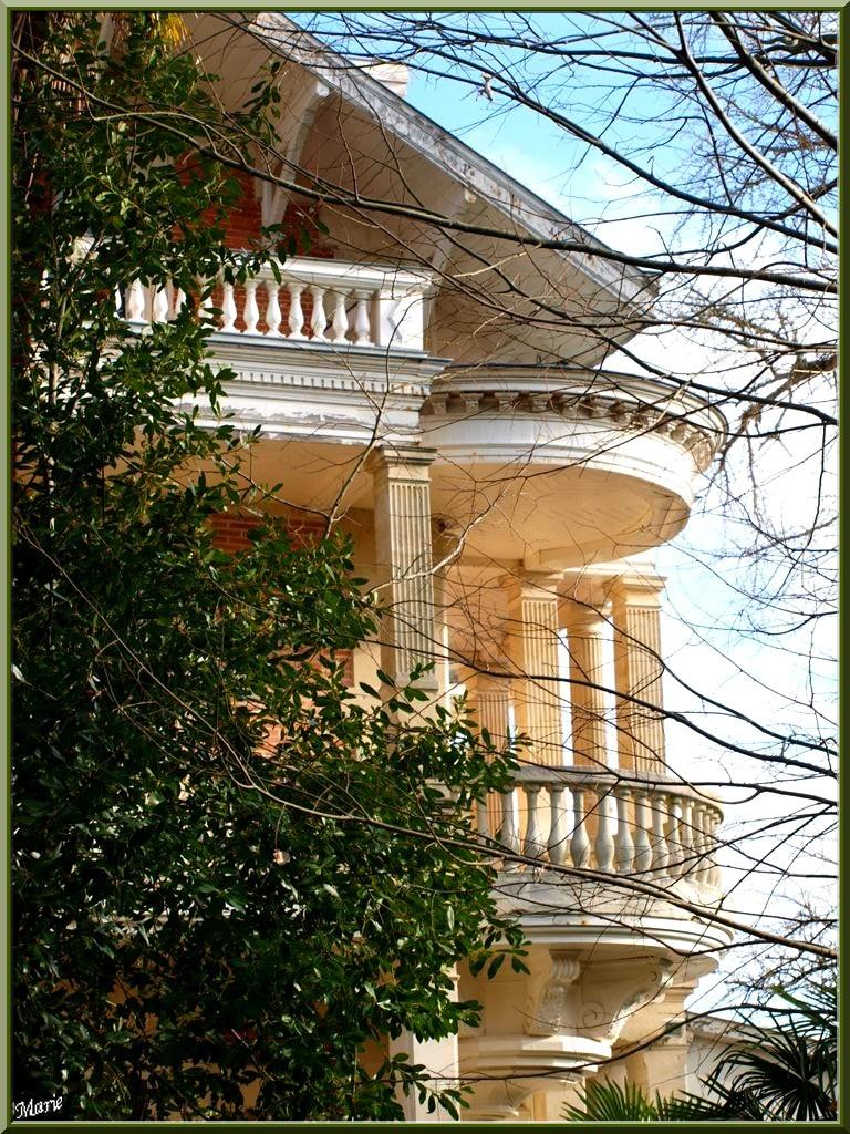 """La villa """"Craigcostan"""" en """"Ville d'Hiver"""" à Arcachon"""