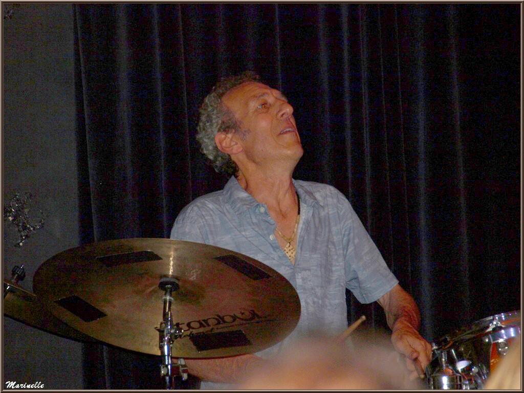 Iano Anzelmo, concert Caroline Grossot au Baryton à Lanton le 7 juin 2014