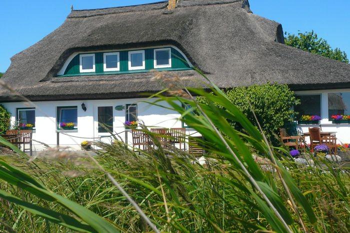 Casparhus auf der Insel Hiddensee