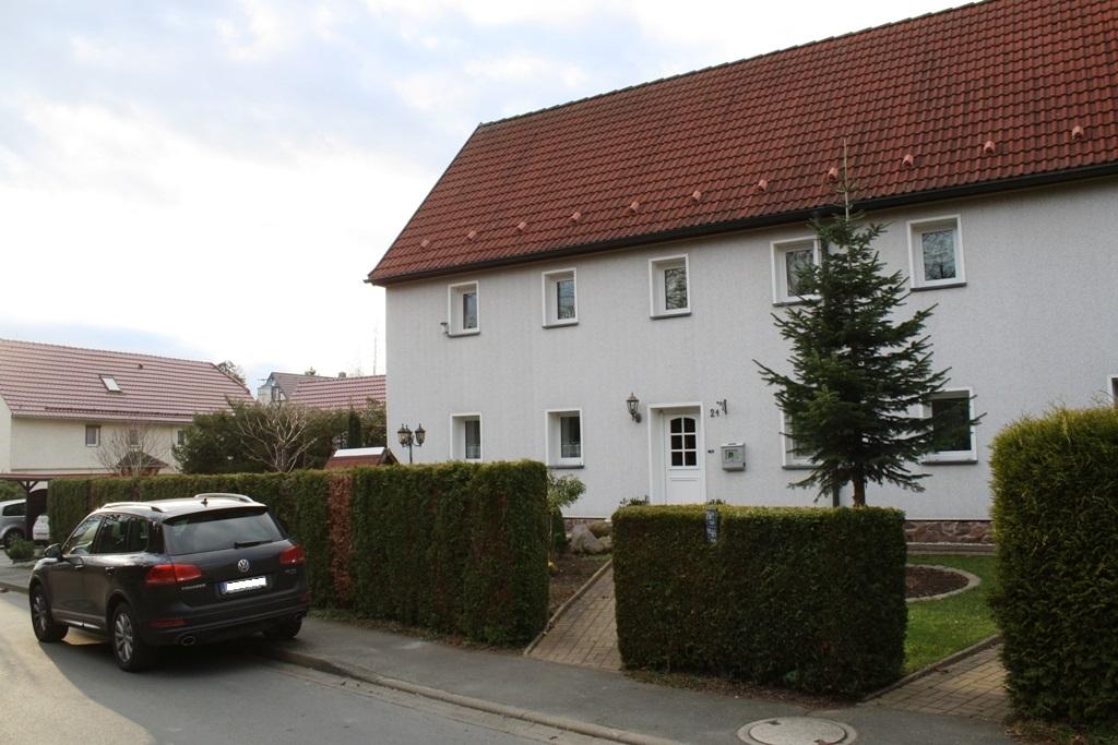 Zweifamilienhaus in Naundorf / Hohenwussen
