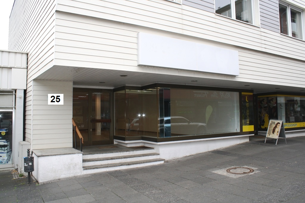 Ladenlokal in Peine / Fußgängerzone
