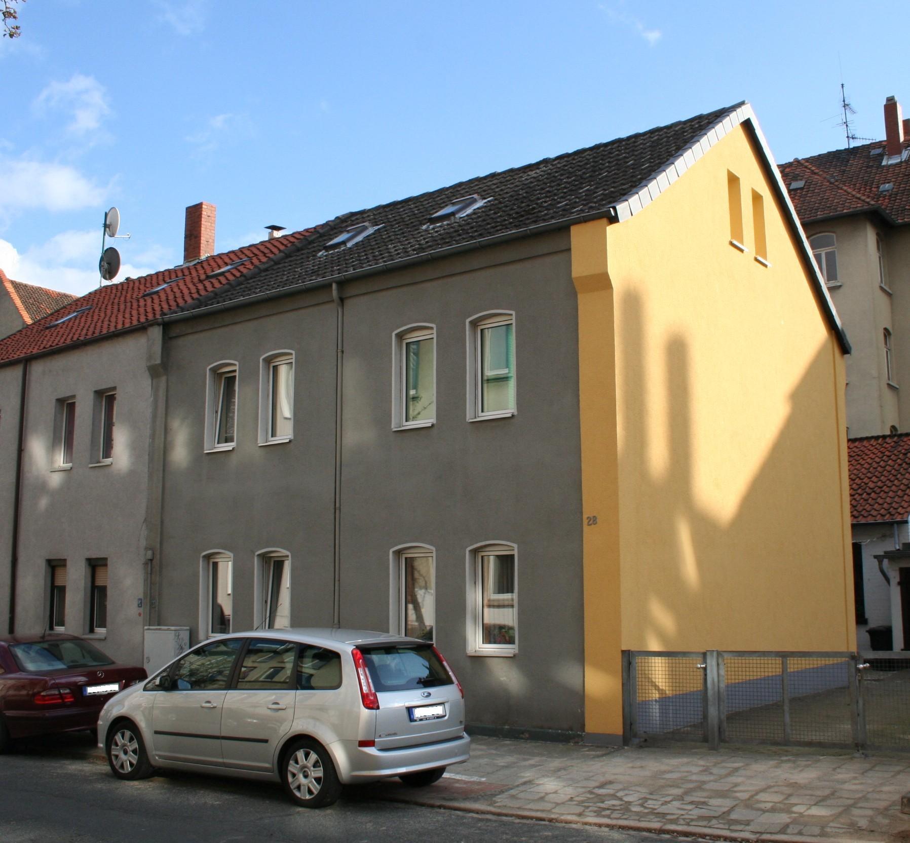 Reihenendhaus in Braunschweig