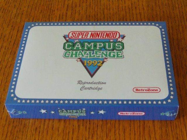 Campus Challenge 1992 OVP front Repro