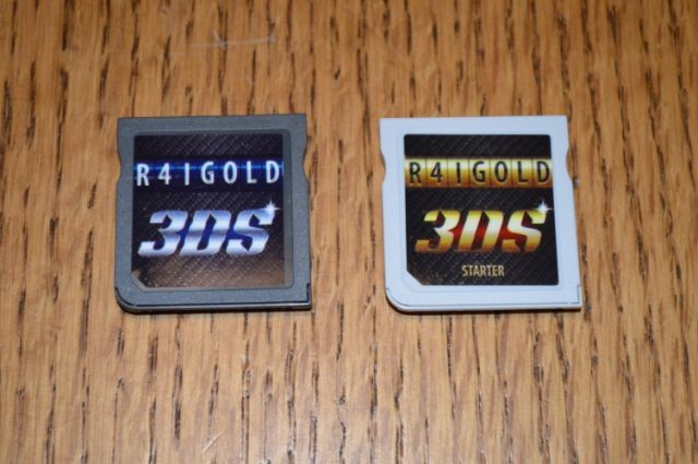 R4i Gold 3DS Deluxe Edition - konsole4us - Spielekonsolen
