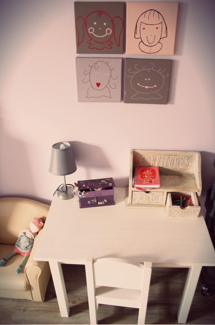 chambre de petite grande fille - 1et1font5.fr