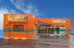 本場インド料理ウパハル土岐店の駐車場