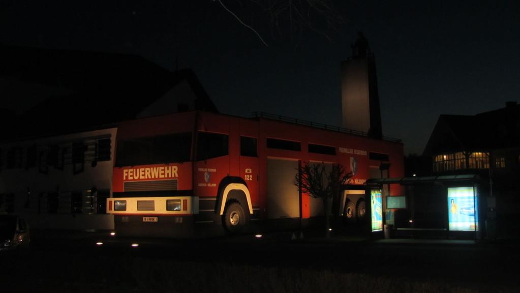 Feuerwehrhaus der Gemeinde Bairsch Kölldorf
