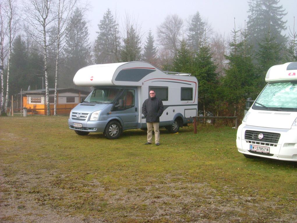 Ötscherland Camp Lunz am See