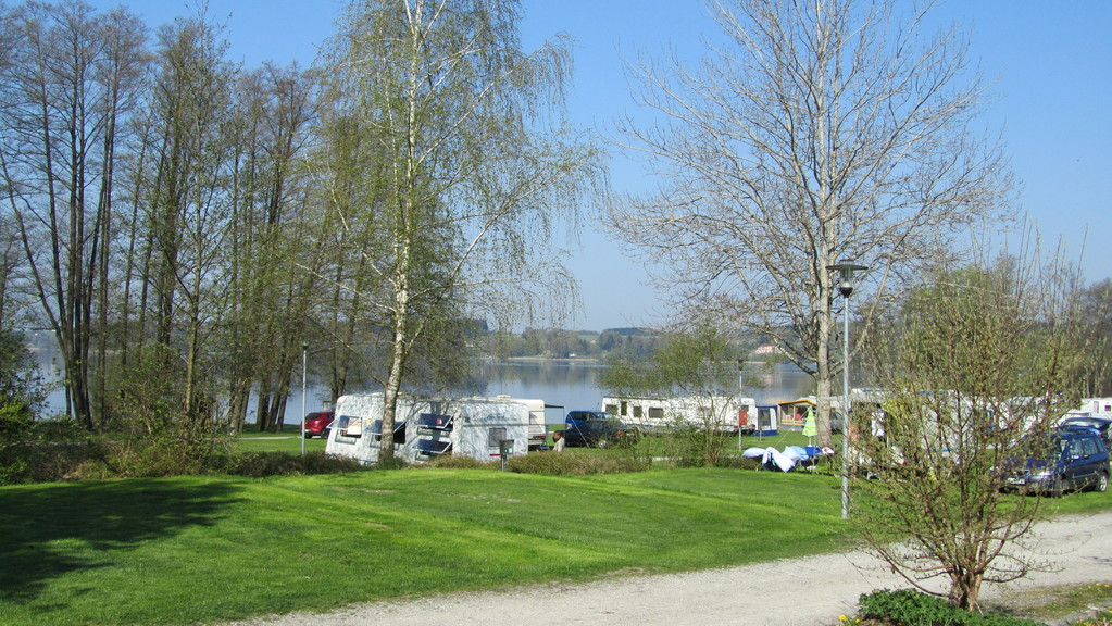 Camping Stein am Simssee
