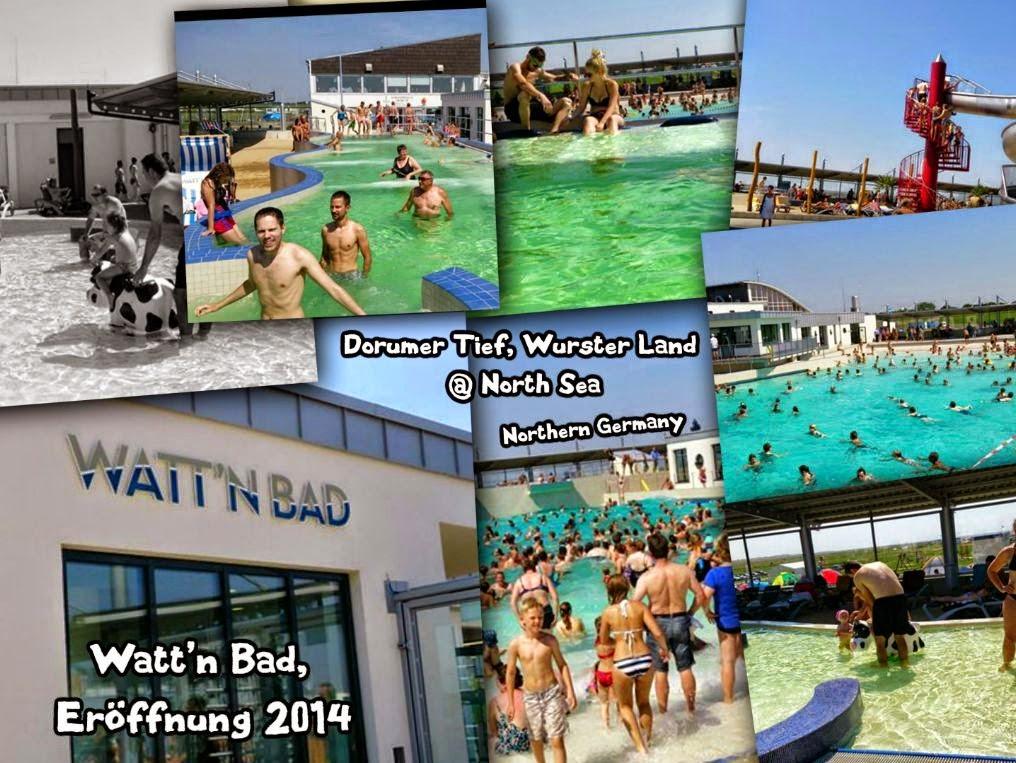 ~ Bild: Watt'n Bad-Eröffnung, Juli 2014 ~