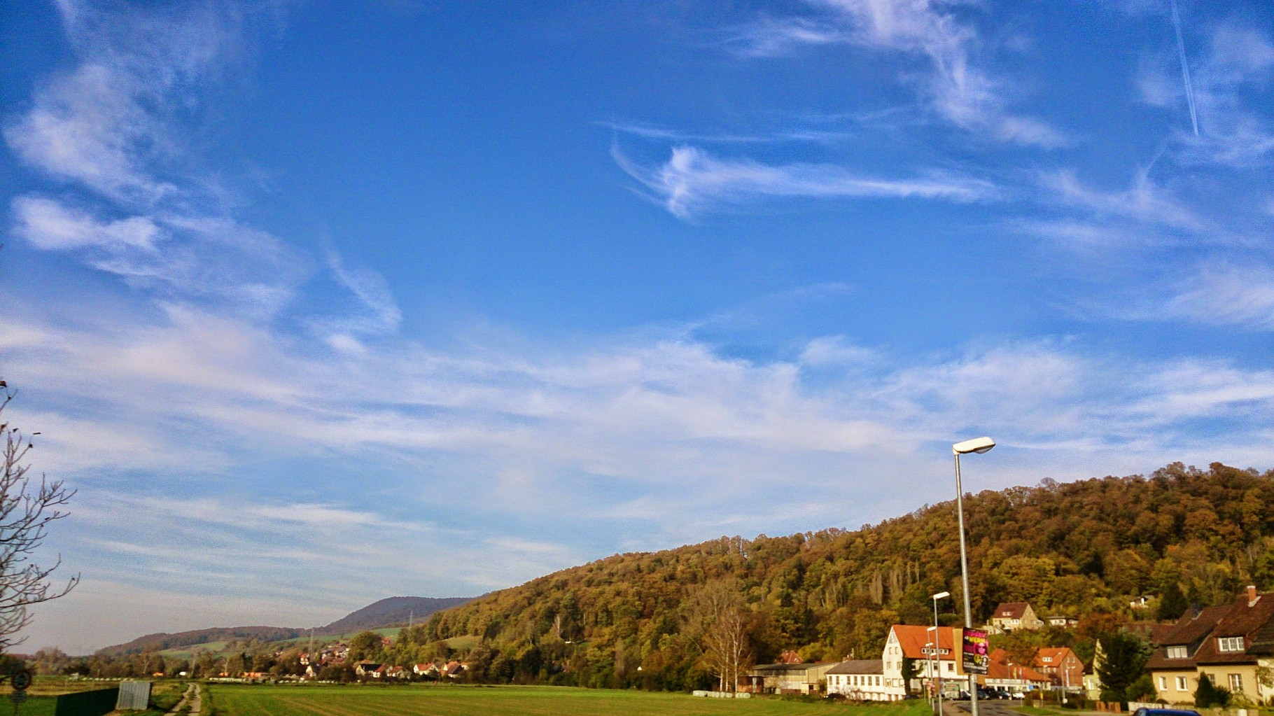 ~ Bild: 7-Berge-Ausklang bei Alfeld (Leine) ~