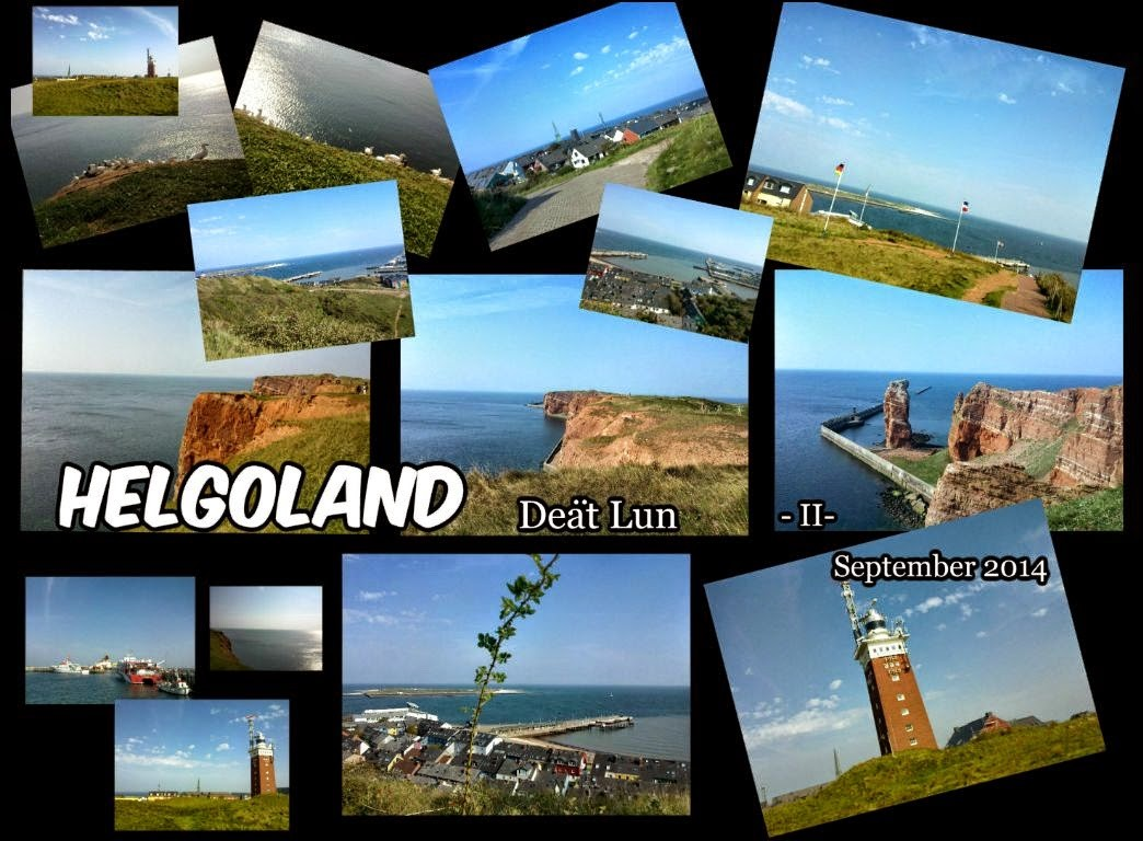 ~ Bild: Helgoland (Deät Lun) -2- ~