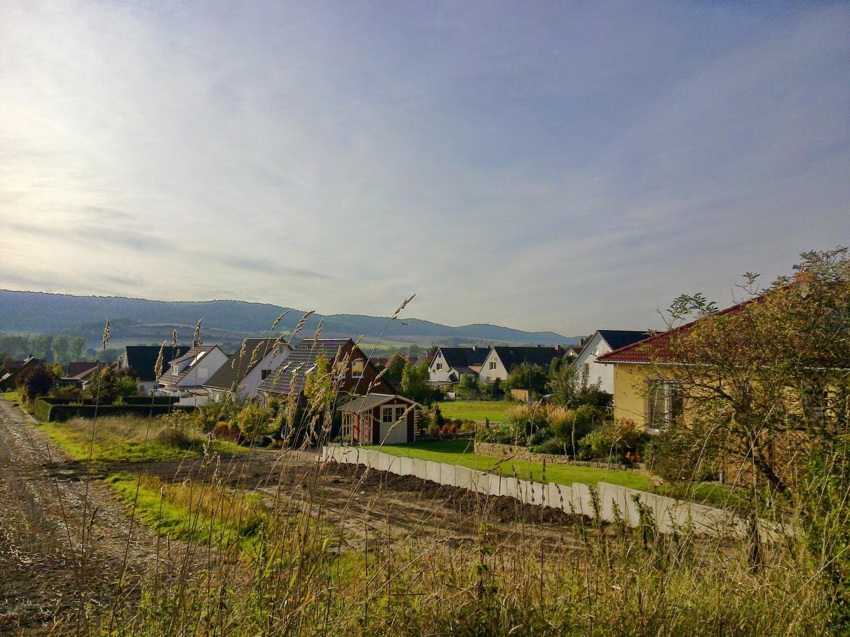 """~ Bild: Spaziergang am """"Sieben-Berge-Ring"""" ~"""
