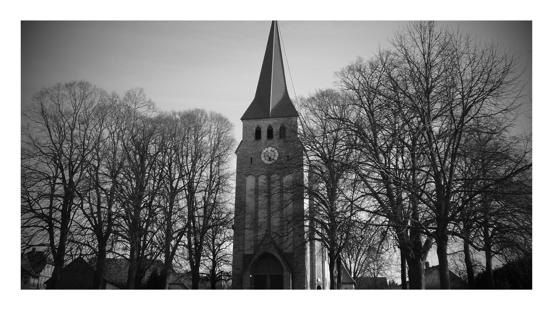 ~ Bild: Special Effects - 'Adenstedt, St. Briccius Church' ~