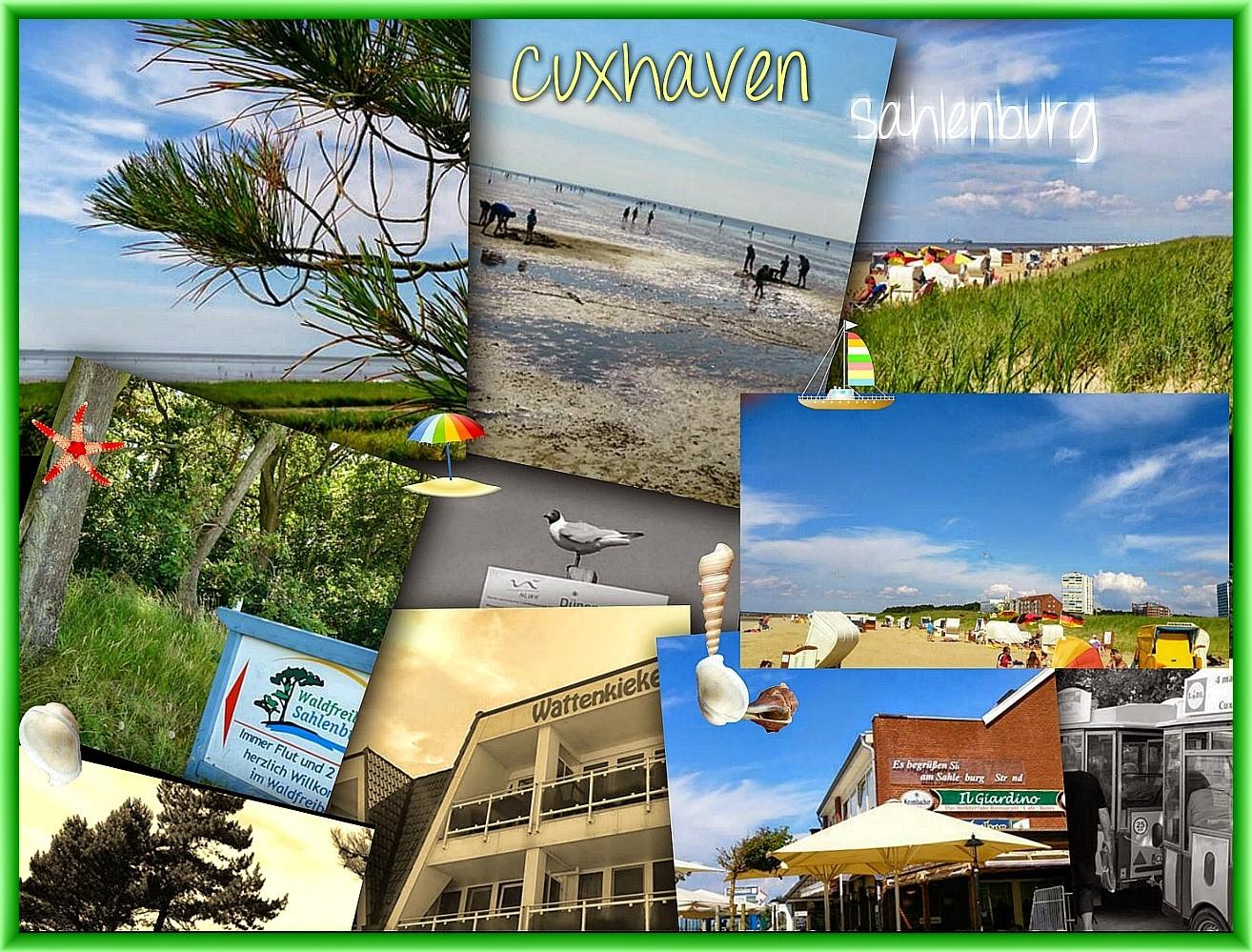 ~ Bild: Cuxhaven-Sahlenburg, 2014 ~