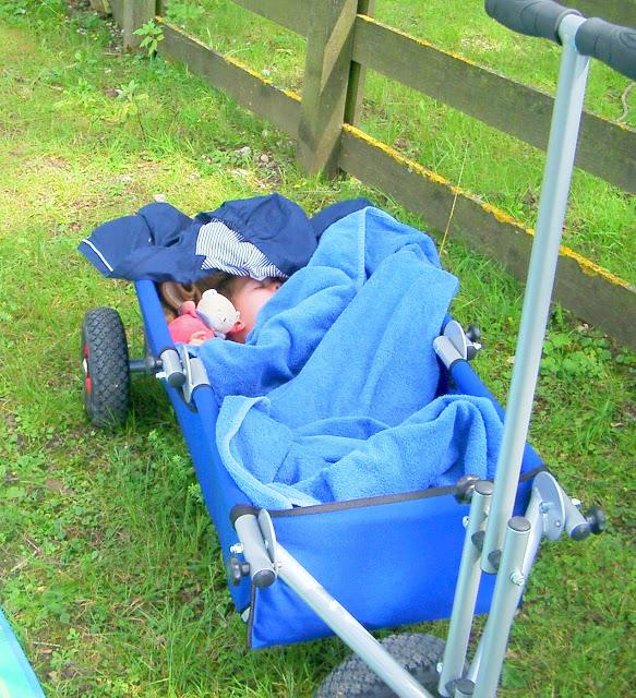Schlafplatz für Kinder