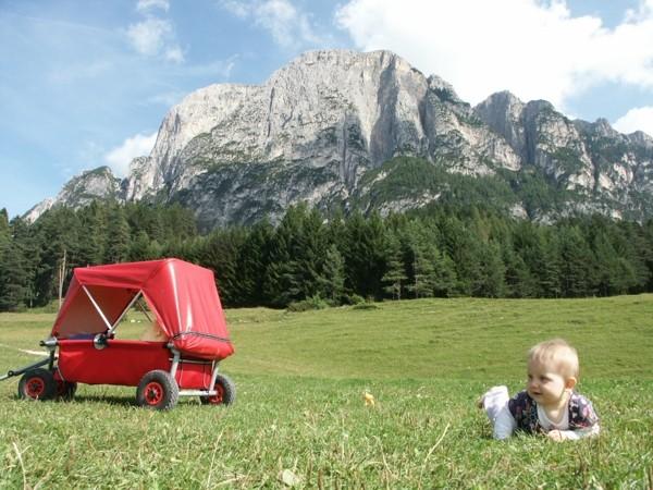 ulfBo auch für die Berge geeignet