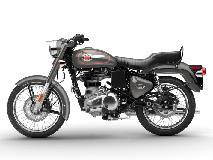 ROYAL ENFIELD Bullet 500 EFI ABS