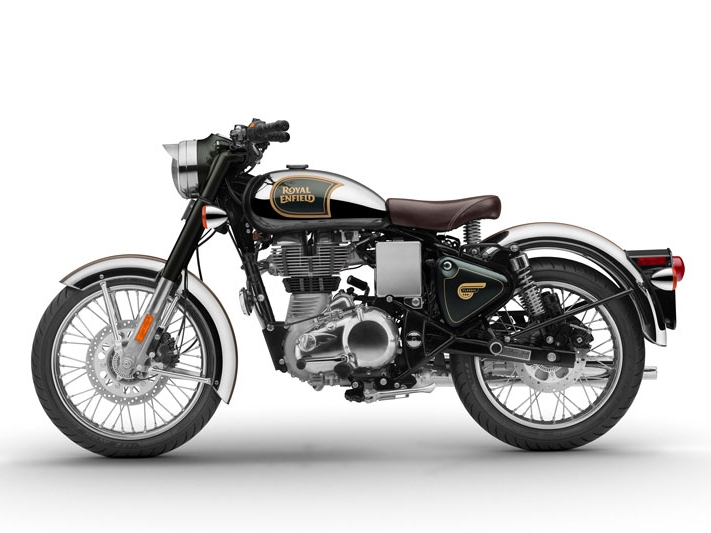 ROYAL ENFIELD Classic 500 EFI ABS chrome