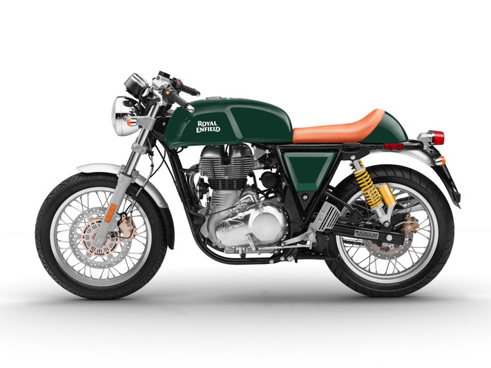 ROYAL ENFIELD Continental GT 535 EFI ABS