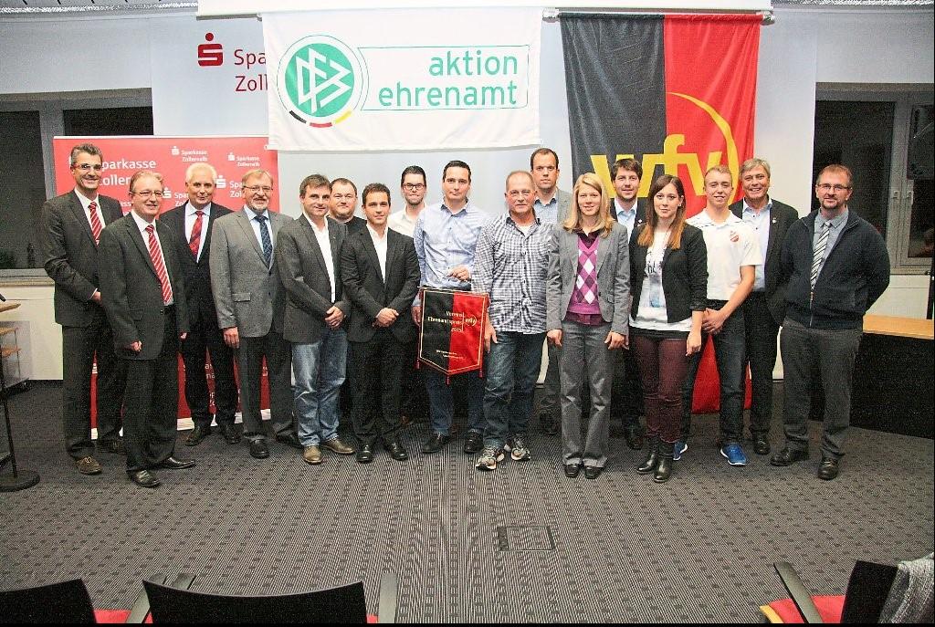 DFB Ehrenamtspreis