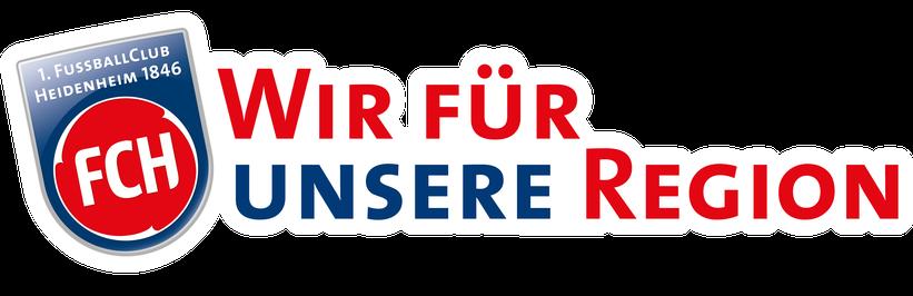 Vereinsfreundschaft mit dem 1. FC Heidenheim 1846