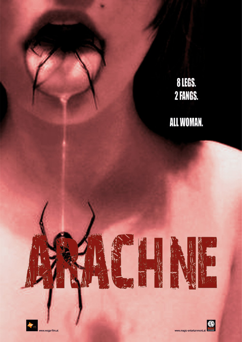 ARACHNE   100' Feature GENRE: Horror LANGUAGE: English STATUS: In Development  Co-Production with WEGA-Film