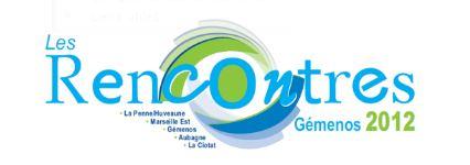 Les rencontres de Gémenos 2012