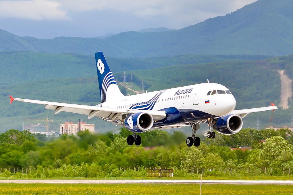 С 1 апреля возобновляются регулярные авиаперевозки из городов России за границу