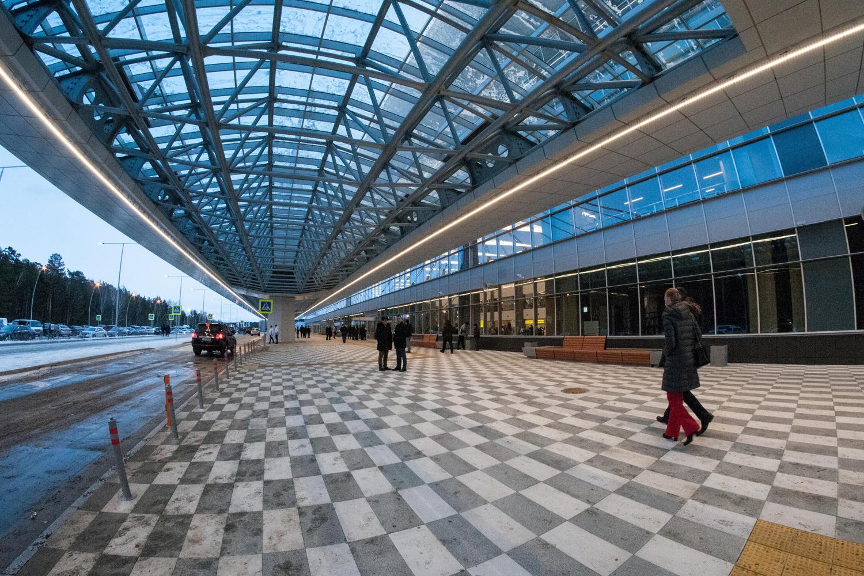 «Красинвест» и правительство Сахалина создадут СП для достройки аэровокзала в Южно-Сахалинске