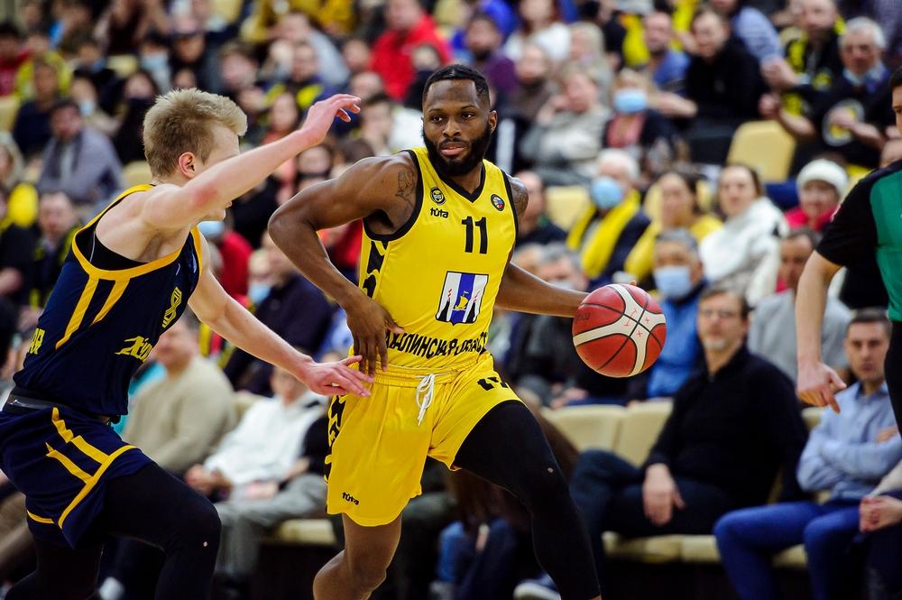 Новая победа баскетбольного «Востока»