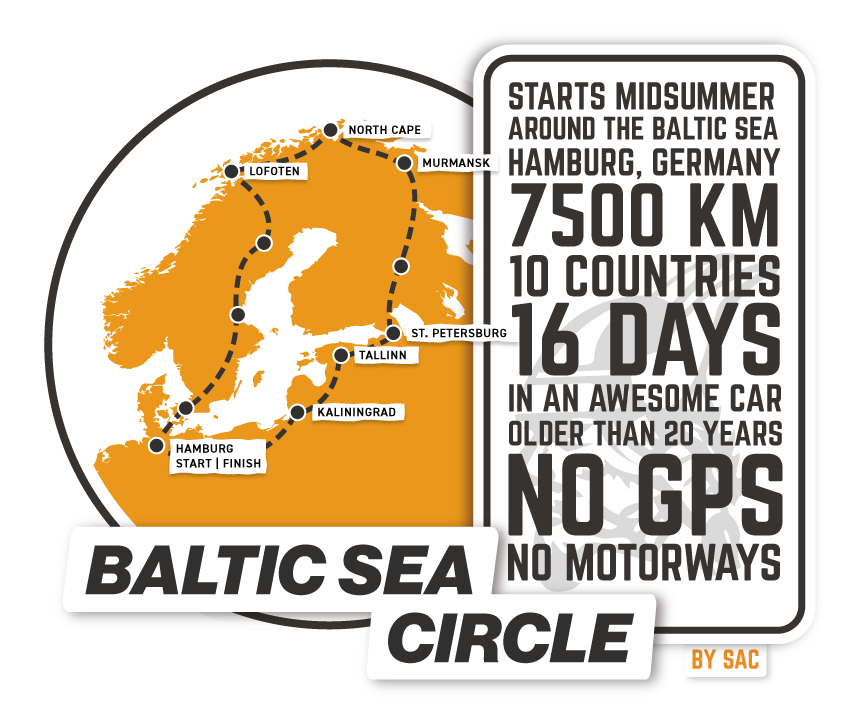 Baltic Sea Circle Rally 2015