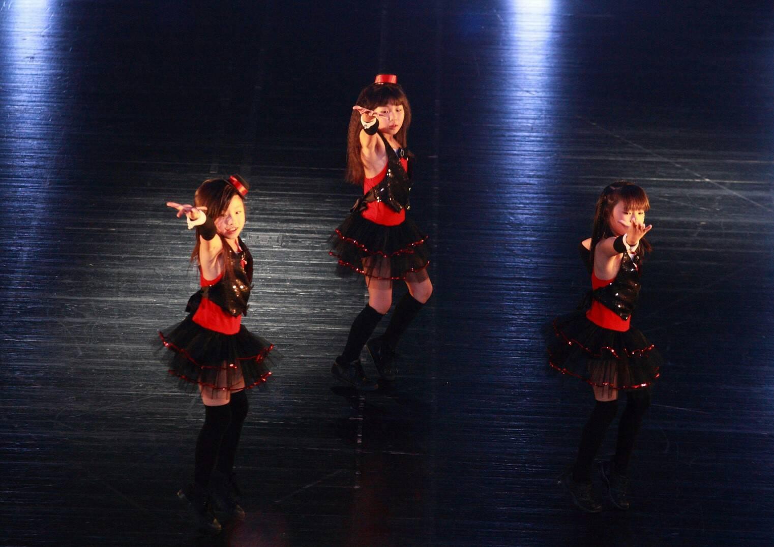 【川口キッズダンス】キッズジャズダンス(SACHIYO先生)