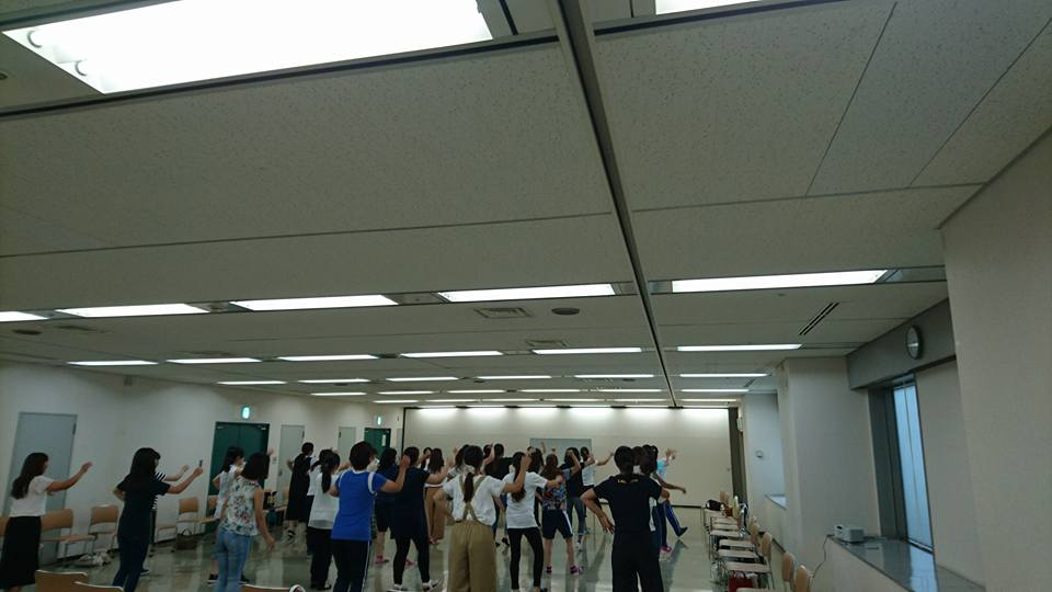 Tune in DANCE STUDIO、埼玉県内幼稚園・保育園先生向けダンス研修会運営に協力