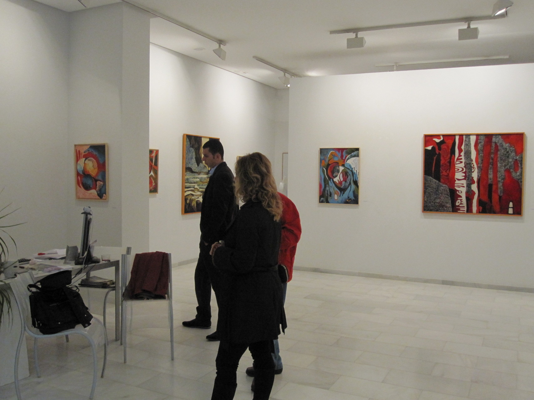 Galería Isabel Bilbao, Moraira
