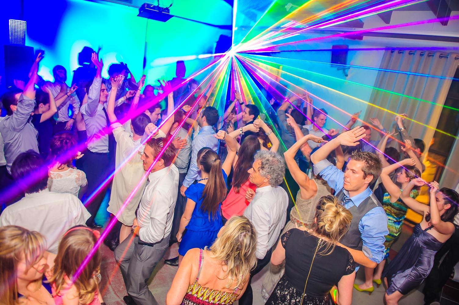 Danse laser