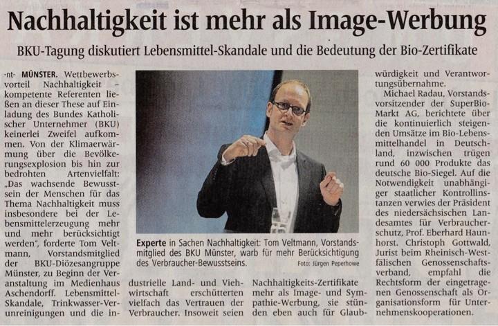 Quelle: Westfälische Nachrichten, 12. November 2015