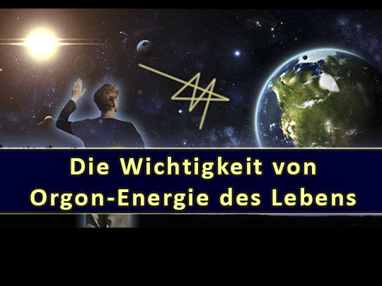 Orgon Bericht über die Wirkweise von Orgonenergien. Orgonit Produkte gegen Elektrosmog