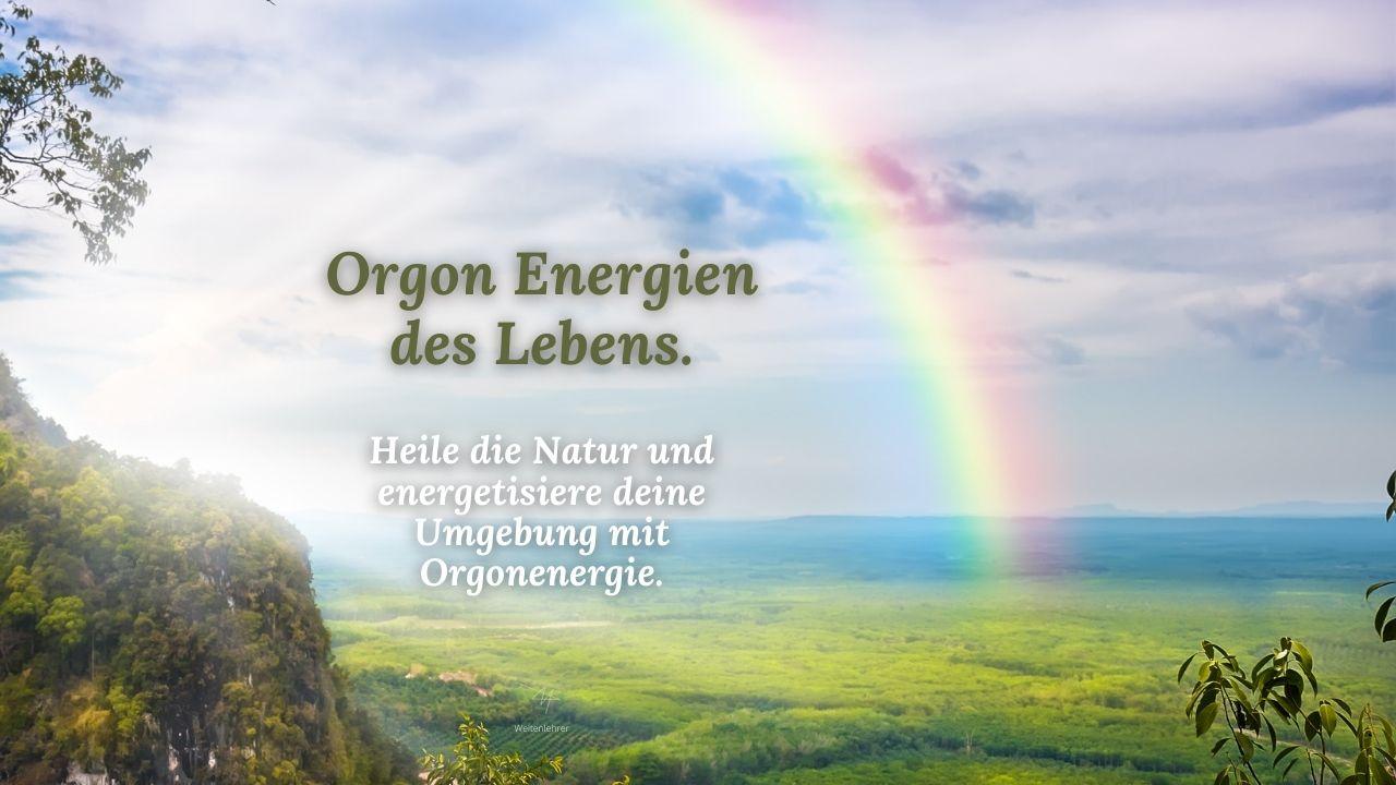 Heile deine Umgebung mit Orgonenergie / Wir beantworten Fragen zum Chembuster.