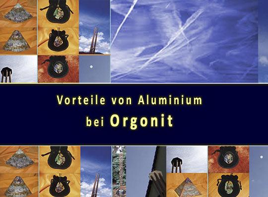 Die Vorteile von Aluminium bei Orgonit