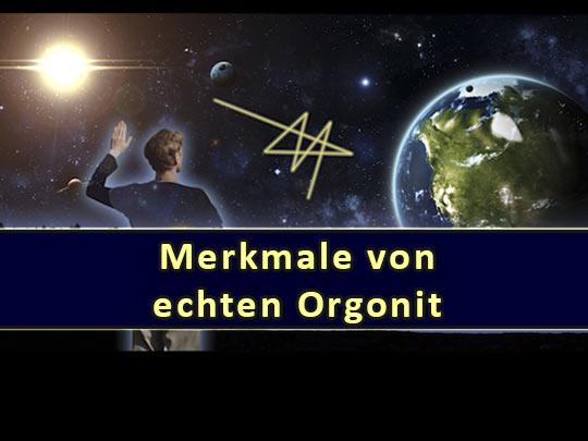 Orgonit ist nicht gleich Orgonit. Auf was sollte ich achten, wenn ich hochwertiges Orgonit kaufen möchte?