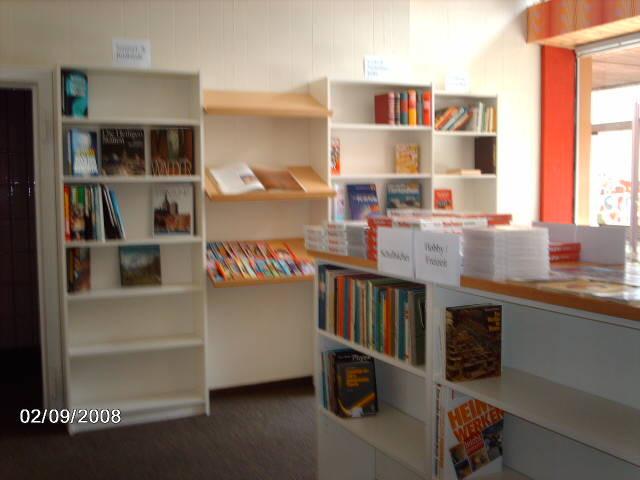 2000´er: Soziale Stadt - Büchershop Zweitleser