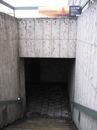 """""""untergang"""" sound/videoinstallation Gaigl/Platzgumer Ludwigstraße 11, Munich ortstermine 2006, Kulturreferat Munich"""