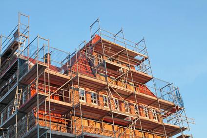 Ihre Fassadensanierung in Erfurt übernehmen wir sehr gerne!