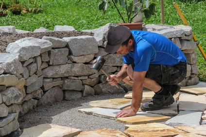 Pflastersteine verlegen  und Natursteine verlegen in Erfurt: Fragen Sie die Profis der Kultbau GmbH