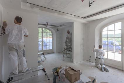 Malerarbeiten in Erfurt überlassen Sie am besten den Profis der Kultbau GmbH!