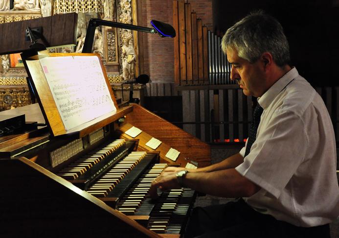 Ciclo de Órgano en el Santuario de Torreciudad