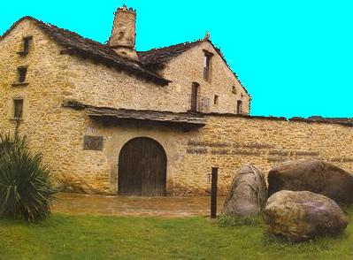Museo del Serrablo. Foto propiedad de Wikimedia.